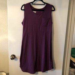 Sleeveless Columbia Omni-Wick Dress